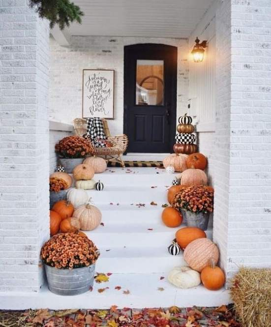 11 Easy Ways To Decorate Your Home This Fall