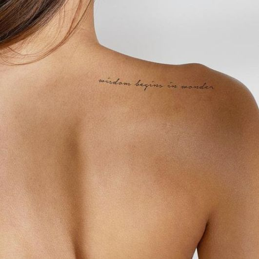 15 Small Meaningful Tattoos That You'll Want