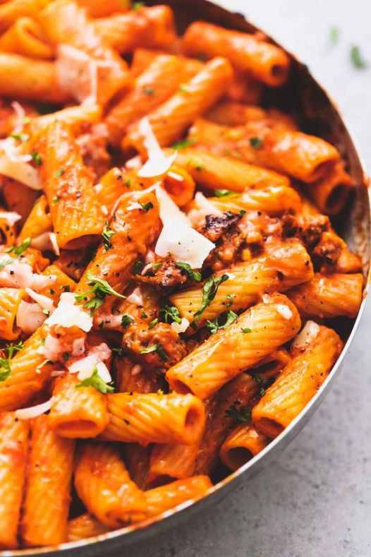 15 Pasta Dishes That Will Leave You With Leftovers