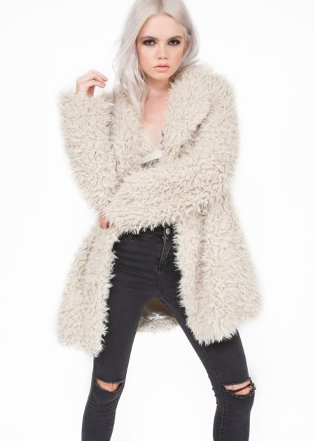 15 Faux Fur Coats You'll Die Over This Winter
