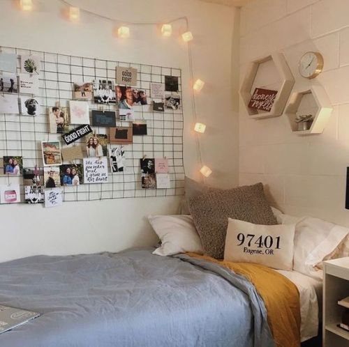 10 Dorm Room Decorations To Create A Home Away From Home