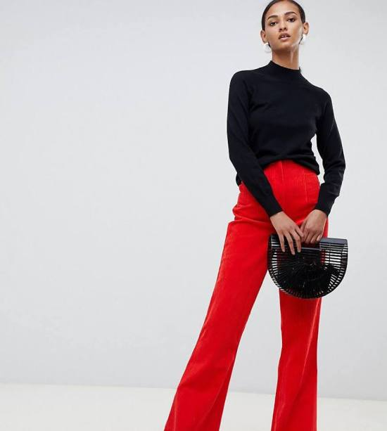 *10 Pairs Of Trousers To Wear When Tired Of Jeans