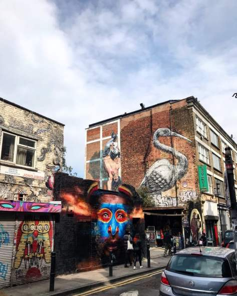 Top 5 Places In London for A Day of Second-hand Shopping
