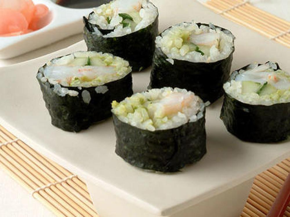 5 DIY Sushi Recipes You Can Make At Home