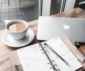 coffee, computer