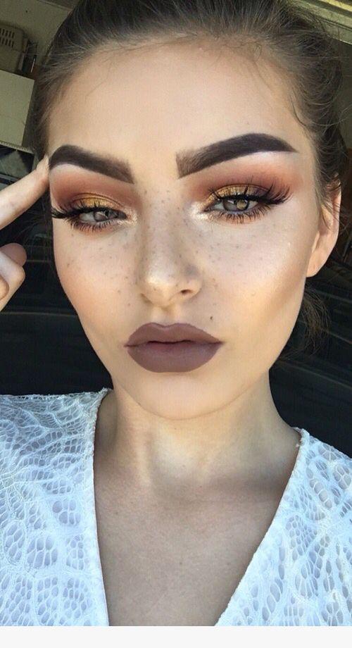 Neutral Sparkly Glam