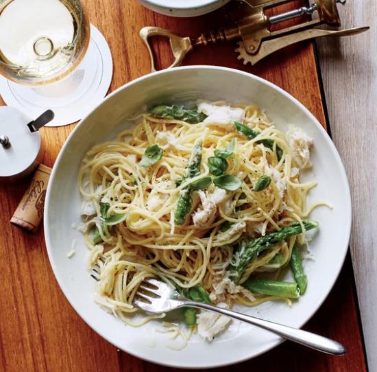 10 Springtime Pastas To Make That Everyone Will Love