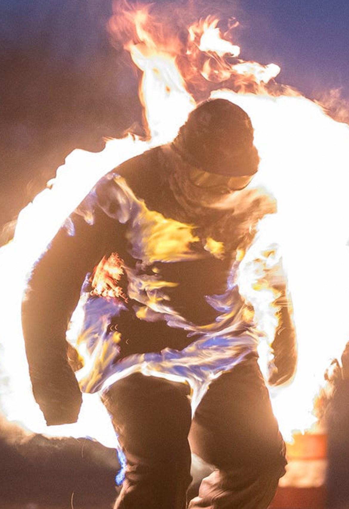 Homegrown Stunts: The Underground World Of Daring Online Stunts