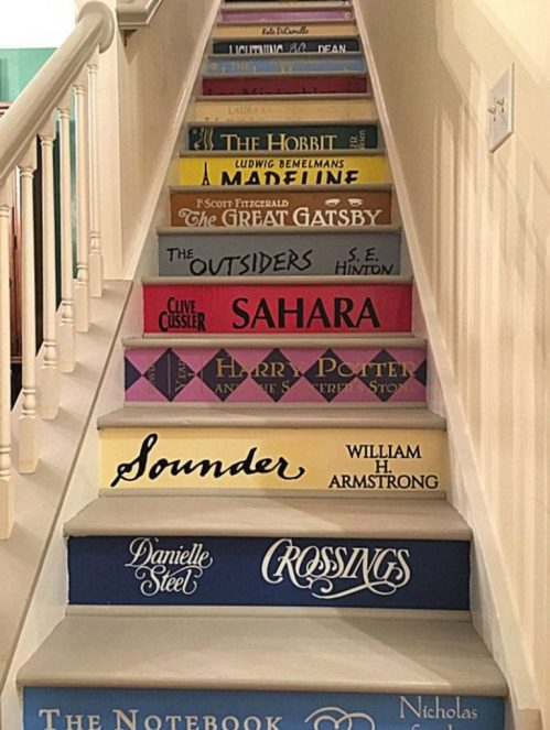 *10 Home Decor Ideas All Book Lovers Will Enjoy