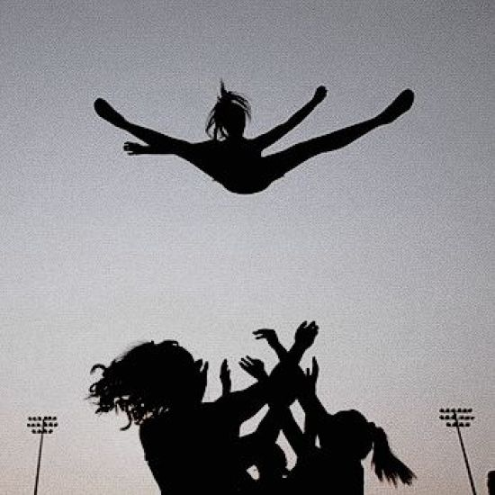 What Its Like Cheering At A Division Three School
