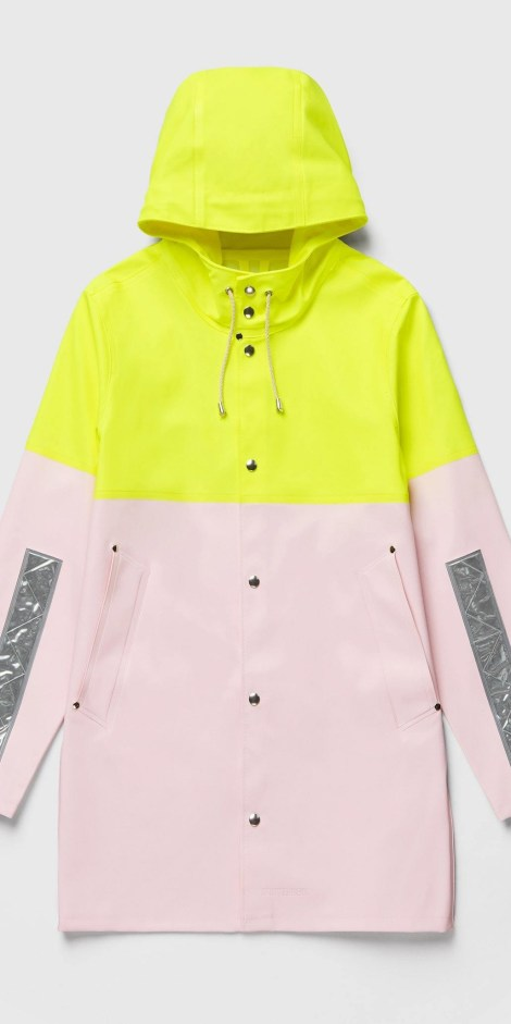 Raincoats That Will Keep You Dry And In Style