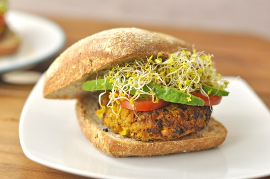 5 Meat-Free Burgers To Try ASAP
