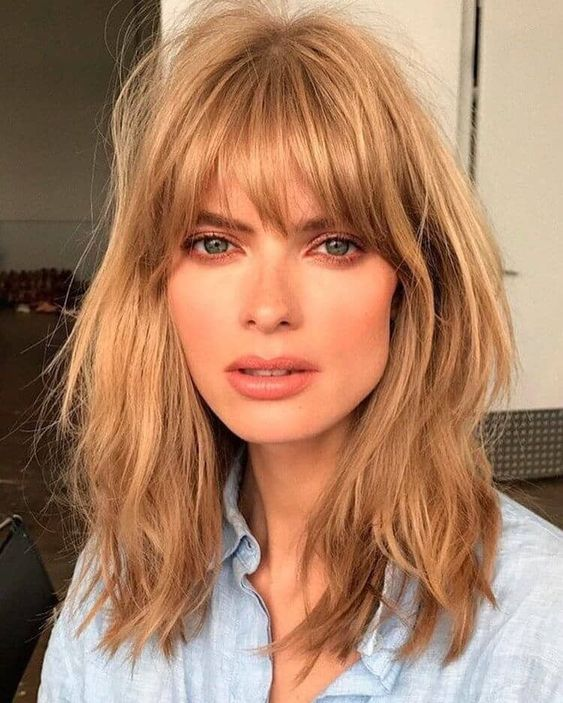 10 Different Ways To Wear Bangs This Summer