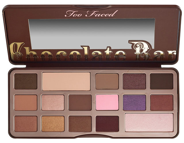 10 Eyeshadow Palettes For Girls That Don't Wear Makeup Normally