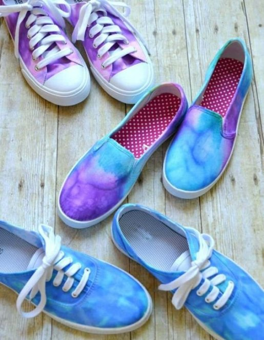 DIY Tye Dye Ideas For The Perfect Summer Craft