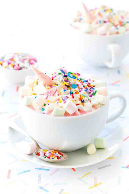 Get Creative With These Hot Chocolate Recipes