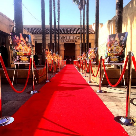 The Red Carpet And Why Do Stars Walk On It