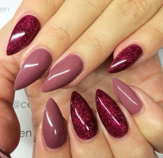 10 Valentine S Day Nail Designs For Your Romantic Night Out Society19