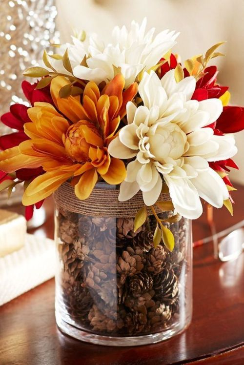 Best Ideas For Thanksgiving Dinner Decorations