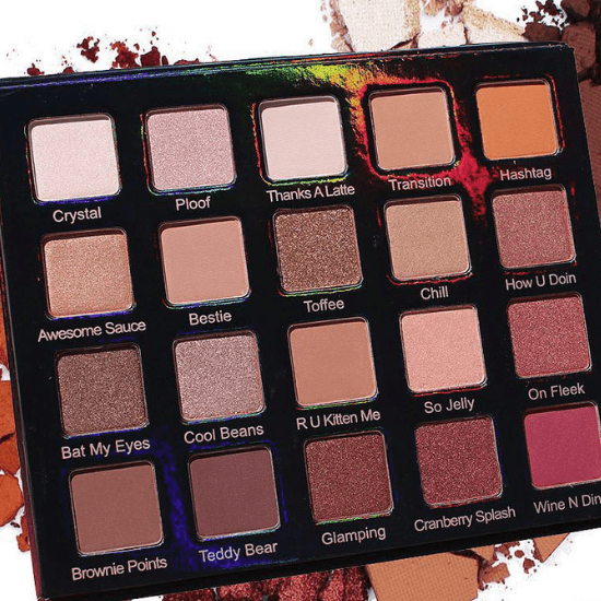 10 Eye Shadow Palettes That Will Change Your World