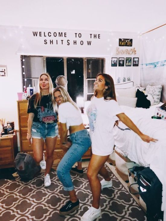 Everything You Can Expect From Living In College Dorms For The First Time