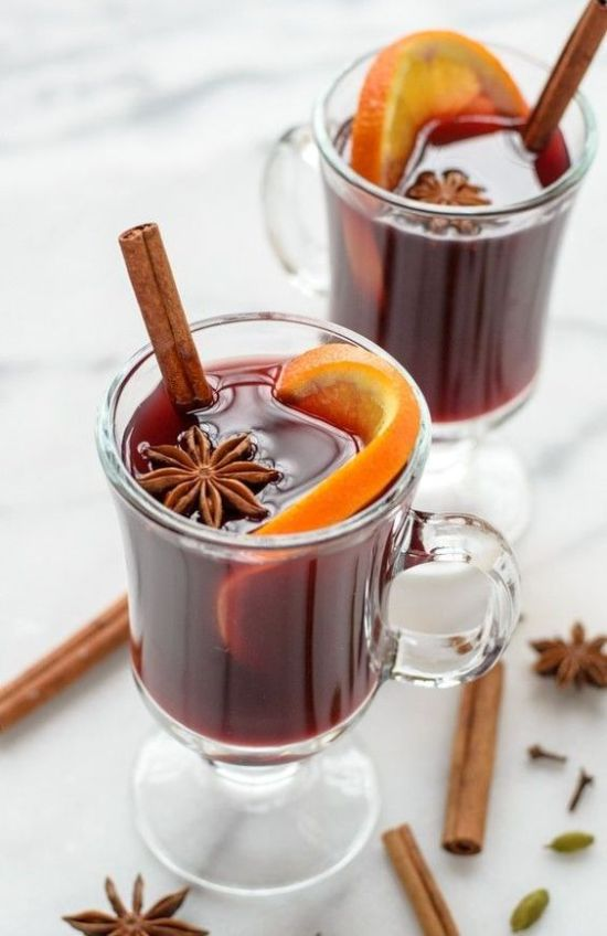 10 Homemade Hot Drinks Perfect For A Cold Night