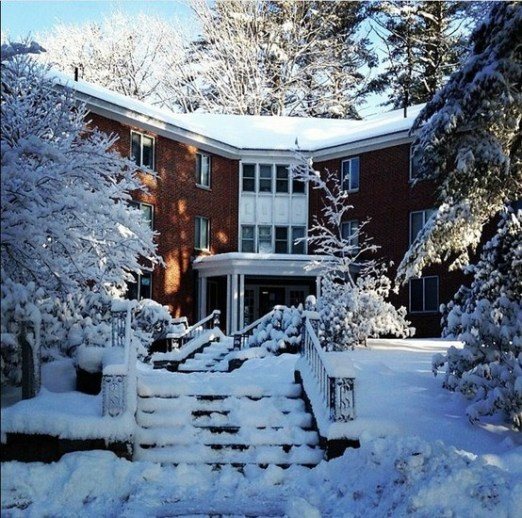 The ultimate ranking of freshman dorms at UNH!