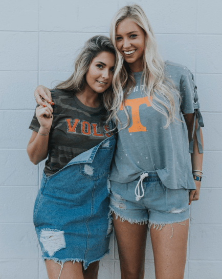 gameday outfits at UTK, 10 Adorable Gameday Outfits at UTK
