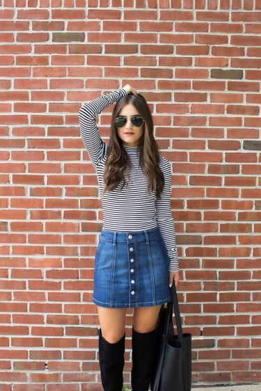 10 Cute Fall Outfit Ideas For School