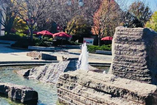 Union fountain