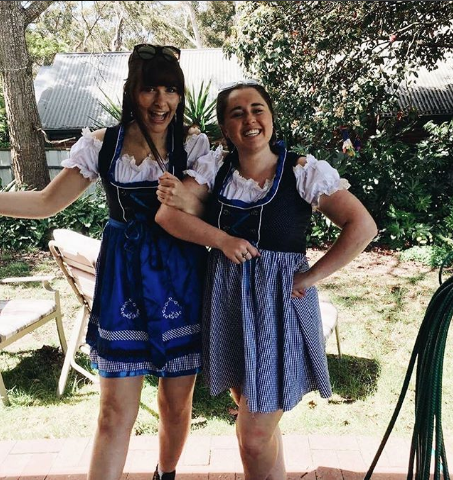 10 Oktoberfest Outfits For Inspiration