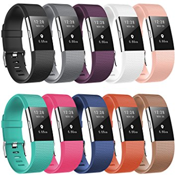 Fitbits are great Christmas gift ideas for her!