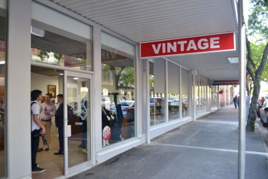 This is one of the best clothes shops in Adelaide, Australia!
