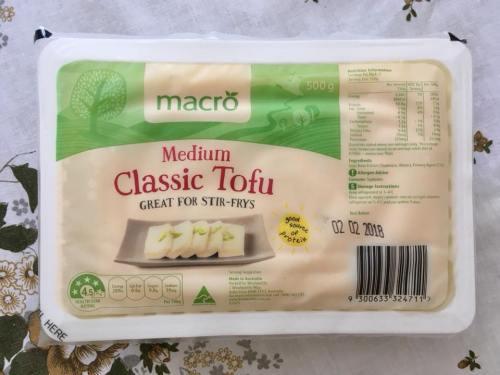 My favourite tofu to use!