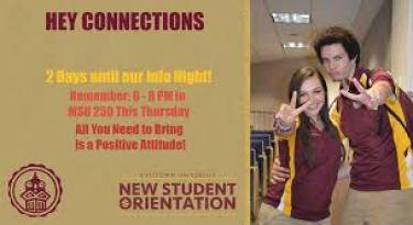 What Exactly Happens At Kutztown University Freshman Orientation
