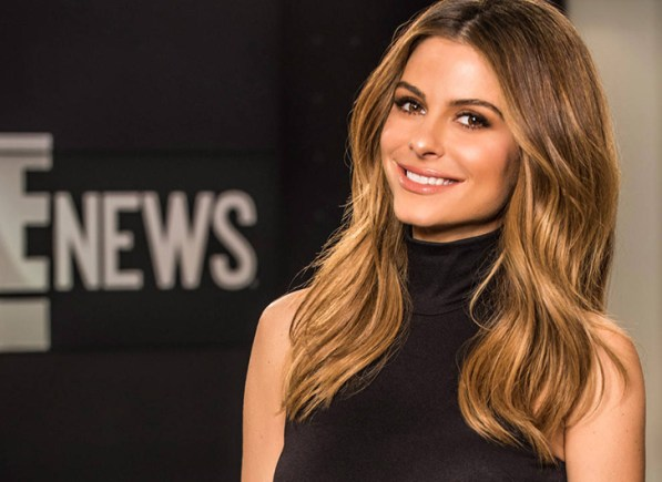 Maria Menounos Emerson College