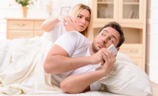 intimate details on social media