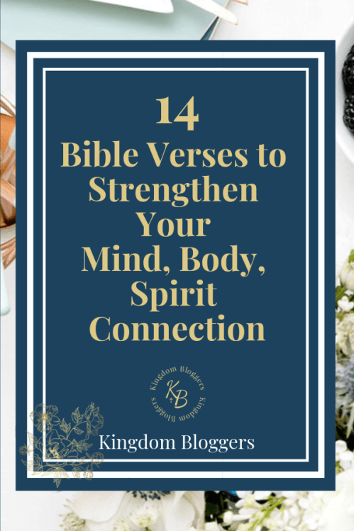 Verses to Strengthen Your Mind, Body, Spirit Connection