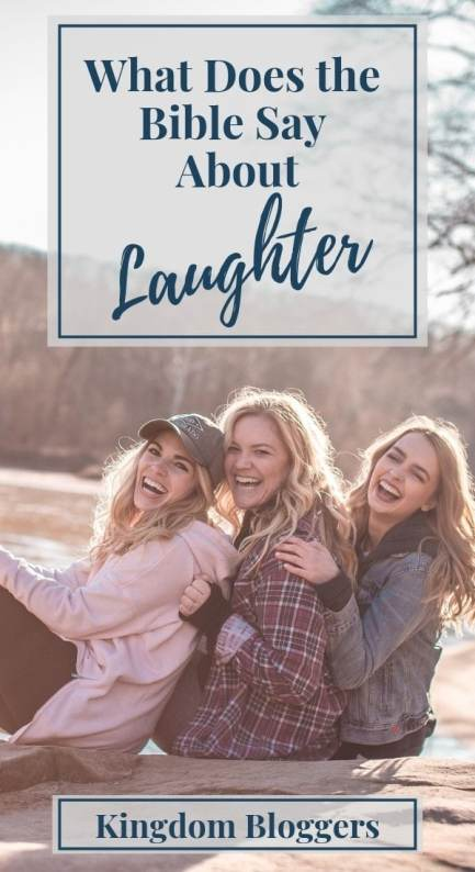 laughter in the bible