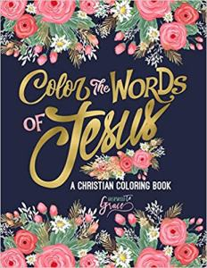 women's bible study coloring journal 4