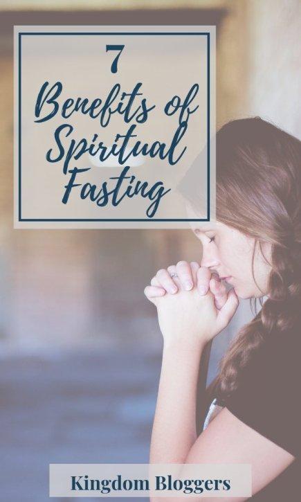 Benefits of Spiritual Fasting 1
