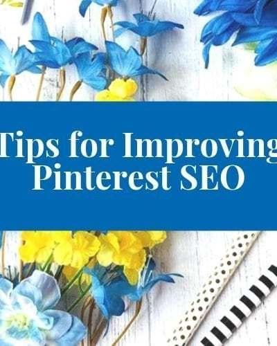 pinterest SEO tips