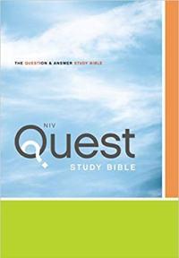 Quest Application Study Bible