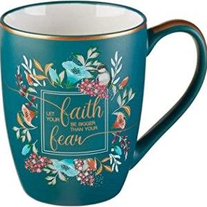 religious coffee mug
