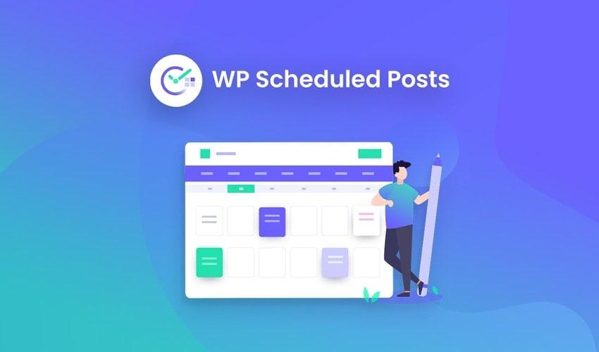 wp scheduled post