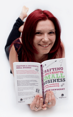 Blogger Q&A with Joanne Dewberry