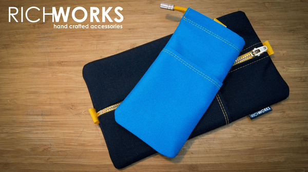 Blogger outreach assignment: RichWorks handmade phone cases and accessories review