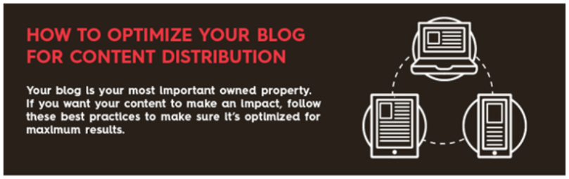 Infographic - Tips on how to get your blog post shared