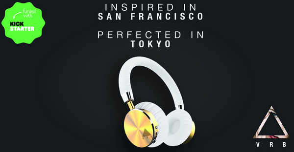 Bluetooth Headphone Project That Was Fully Funded on Kickstarter is Looking for Bloggers (Worldwide bloggers)