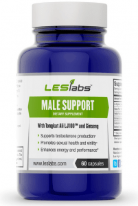 Blogging assignment: US nutrition or men's fitness bloggers wanted to review Male Support Formula, nutritional supplement